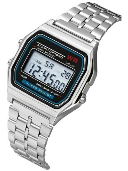 Relógio Casio Plata