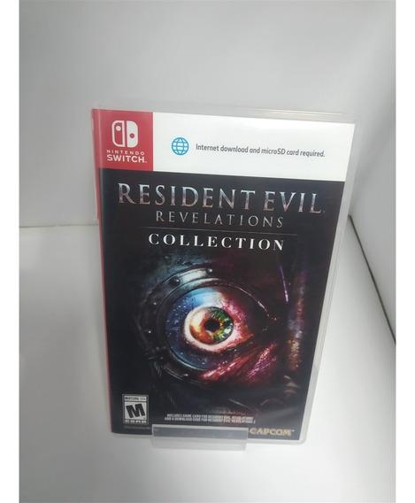 Resident Evil Revelations Collection (seminovo) - Switch