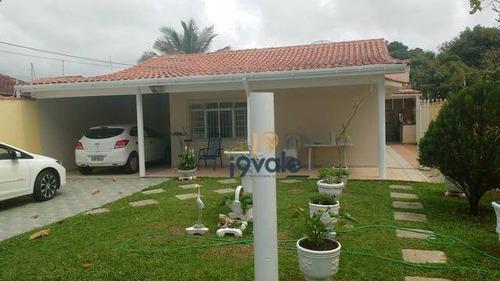 Casa Residencial À Venda, Praia Das Palmeiras, Caraguatatuba. - Ca0172