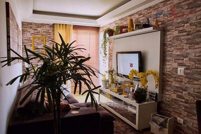 Apartamento Residencial À Venda, Vila Santa Isabel, São Paulo. - Ap1337