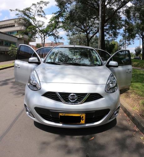 Nissan March Connect Como Nuevo