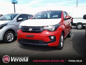 Fiat Mobi 1.0 Easy Pack Top 0km $85.000 Y Cuotas Sin Gastos