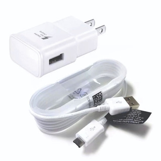 Cargador Para Celular Carga Rapida 9v Y 5v A 2a Con Cable