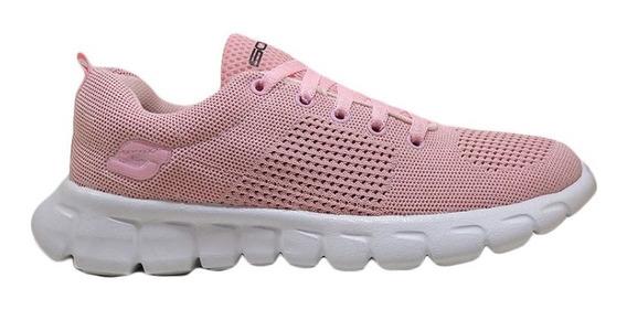 Zapatillas Deportivas Mujer Soft Comodas Livianas N°36/41