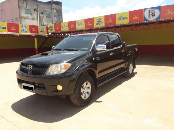 Toyota Hilux Srv Turbo Diesel 3.0 4x4 Automática/ipva Pago