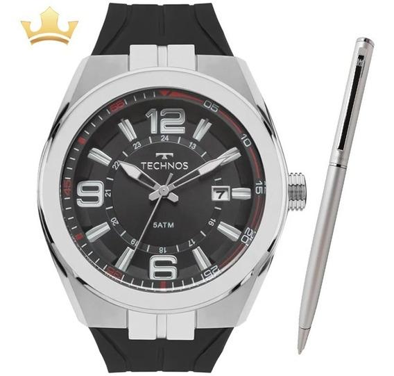 Relógio Technos Masculino 2315aco/8r C/ Garantia E Nf