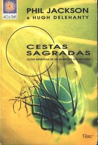 Livro Cestas Sagradas