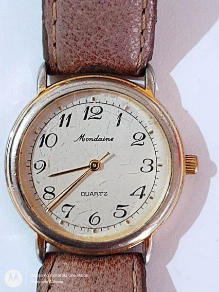 Relógio Mondaine Quartz Feminino Anos 80