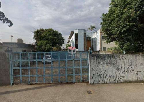 Imagem 1 de 3 de Galpão Para Aluguel, Campestre - Santo André/sp - 100036