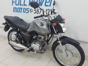 Honda Cg Fan 125 Ks Cinza 2015/15