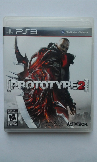 Ps3 Prototype 2 Con Manual $365 Pesos - Seminuevo Mikegames