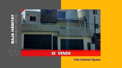 Casa Venta Residencial Agua Caliente Tijuana 5 Recamaras