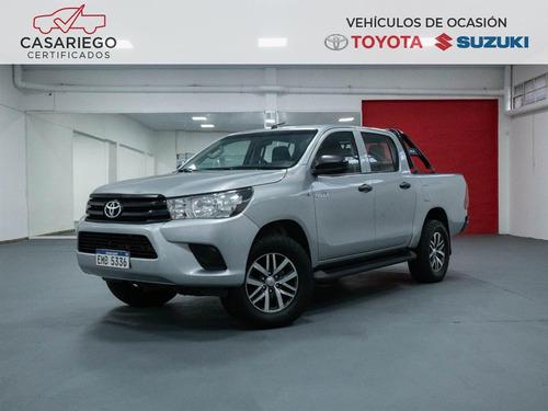 Toyota Hilux Dx 4x4 Diesel 2.5 2016 Excelente Estado