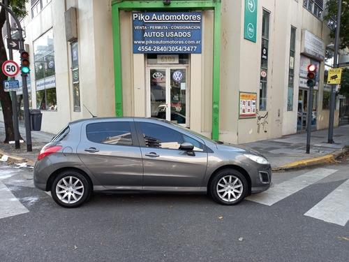 Peugeot 308 1.6 Allure Nav Hdi 115cv 2012