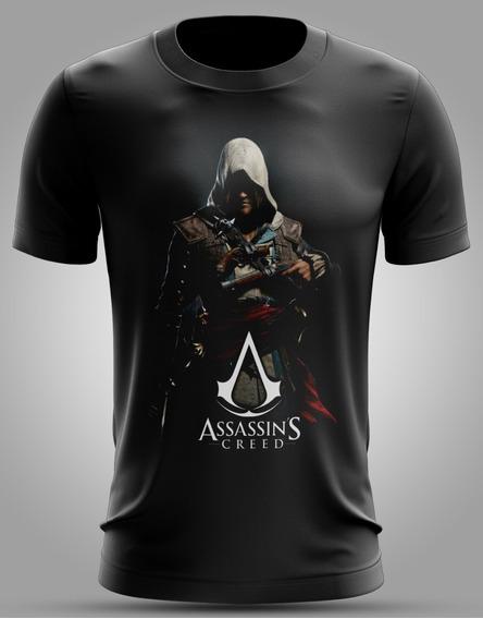 Camisa Do Jogo Assassins Creed