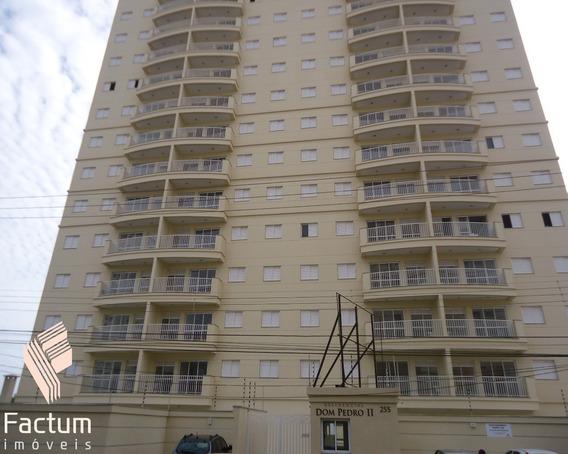 Apartamento Para Venda E Locação Residencial Dom Pedro Centro, Americana - Ap00261 - 32351191