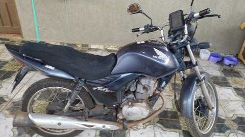 Honda Cg Fan Esi 150 11/12