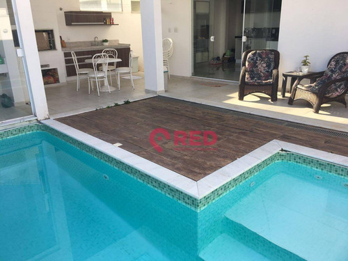 Sobrado À Venda, 278 M² Por R$ 1.050.000,00 - Condomínio Ibiti Royal Park - Sorocaba/sp - So0110