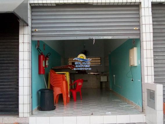 Ponto Comercial No Bairro Da Ocian-praia Grande - Sp665