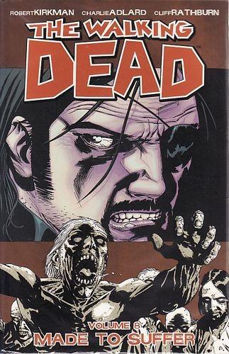 Walking Dead, The Vol. 08 - Made To Suff Não Informado