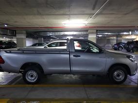 Toyota Hilux 2.7 Cabina Sencilla Mt