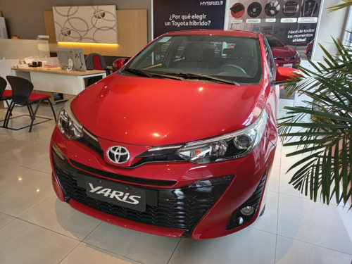 Toyota Yaris Xls Pack Cvt