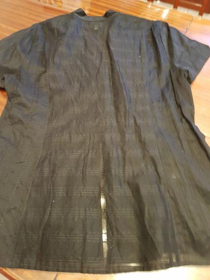 Camisa Calix Fantasia Con Puntillas En T Xl/xxl