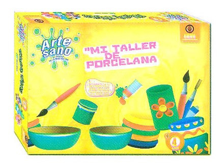 Mi Taller De Porcelana Linea Artesano Habano 6262