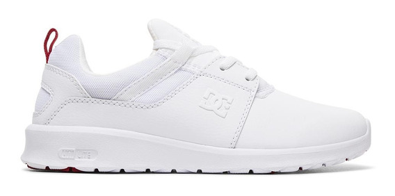 Zapatillas Dc Heathrow Se Blancas Originales