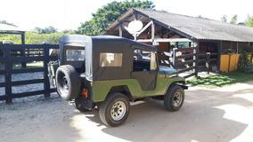 Jeep Willys Ano 1973 Cj5 Todo Original