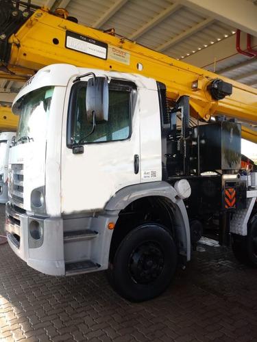 Caminhãovolkswagen 31.320  Guindaste Tka 420n
