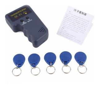 Clonador Copiador Rfid 125 Khz + 5 Llaveros Tags
