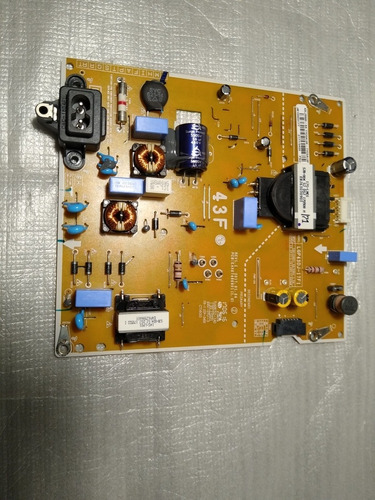 Placa Fuente Smart Lg43lj5500