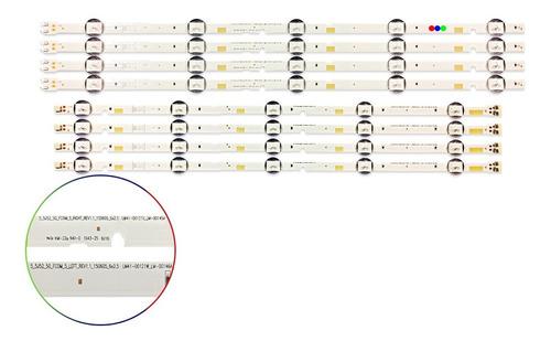 Imagen 1 de 4 de Kit Leds Samsung Un49j5200 / Un49j5200af P13s24 - Alum, Nvo.