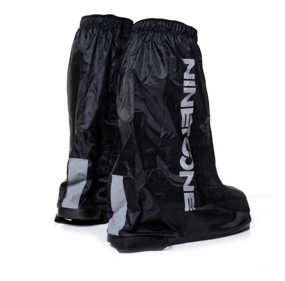 Galocha Botas Lluvia Impermeable Moto Nine To One Nimbus