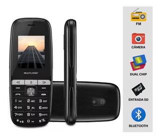 Telefone Celular Para Idoso Tecla Fácil De Apertar Barrinha