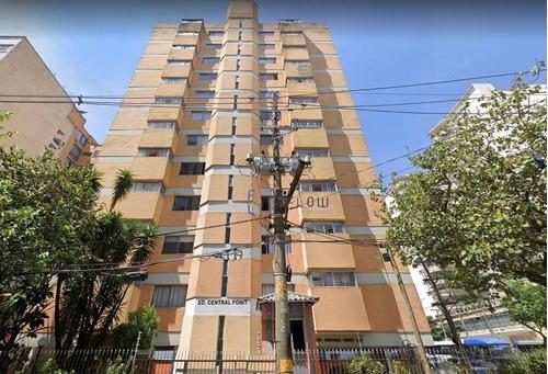 Apartamento 50m², 2 Dormitorios,  1 Vagas - Campos Elíseos - Ap11956