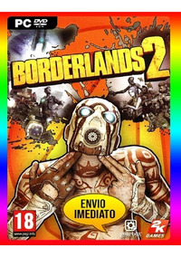 Borderlands 2 Pc - 100% Original Steam Key (envio Já)