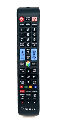 Imagen 1 de 1 de Control Remoto Samsung Smart Tv Aa59-00620a Compatible