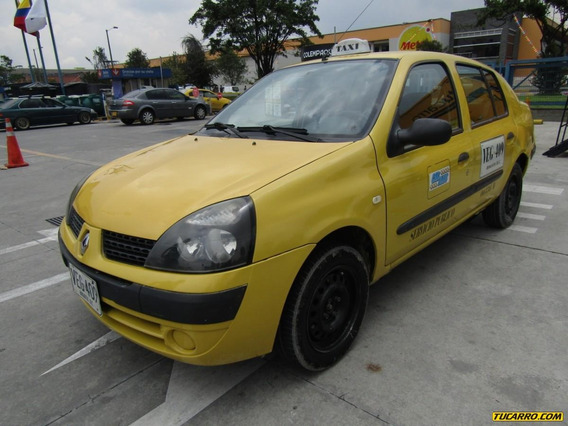 Taxis Renault Symbol