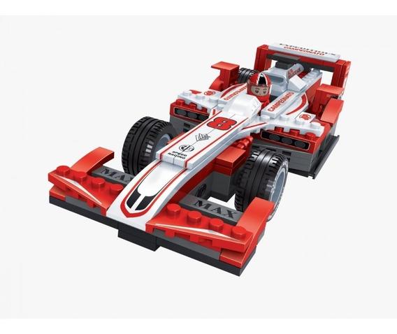 Brinquedo P/ Montar - Carro Super Veloz - 195 Peças