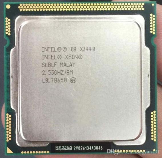 Processador Xeon X3440 2.53ghz Lga 1156 8mb + Pasta Térmica