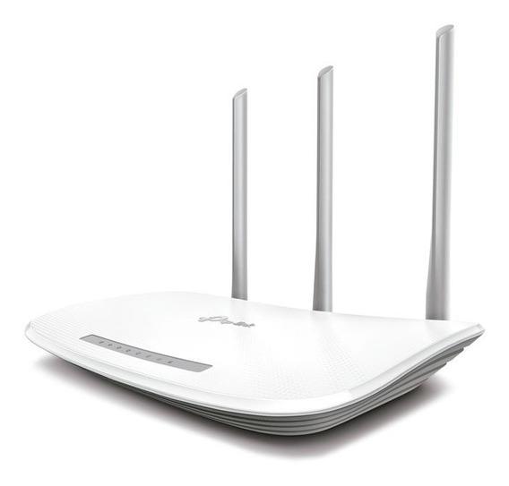 Router Inalambrico 3 Antenas Wifi Tp-link Tl-wr845n 300mbps