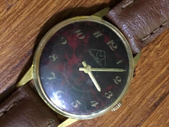 Relógio Antigo Mondaine 32mm A Corda
