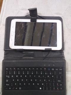 Tablet Samsung + Teclado Hp