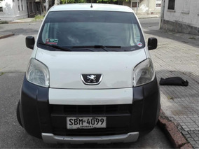 Peugeot Bipper 1.4 Furgon Base 2012