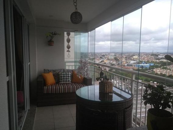 Apartamento Residencial À Venda, Jardim Henriqueta, Taboão Da Serra. - 414