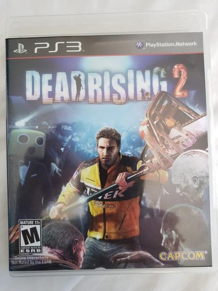 Dead Rising 2 - Ps3 Midia Fisica