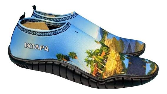 Zapatos Acuáticos Colección Ixtapa, Acapulco