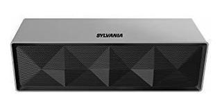 Altavoz Portatil Bluetooth Sylvania Con Sonido Inalambrico D